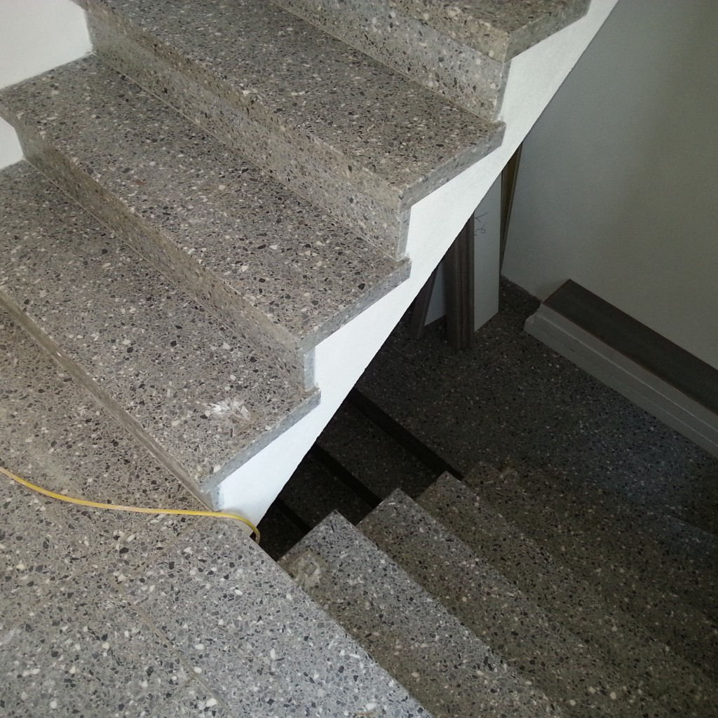 Treppensanierung Hübscher