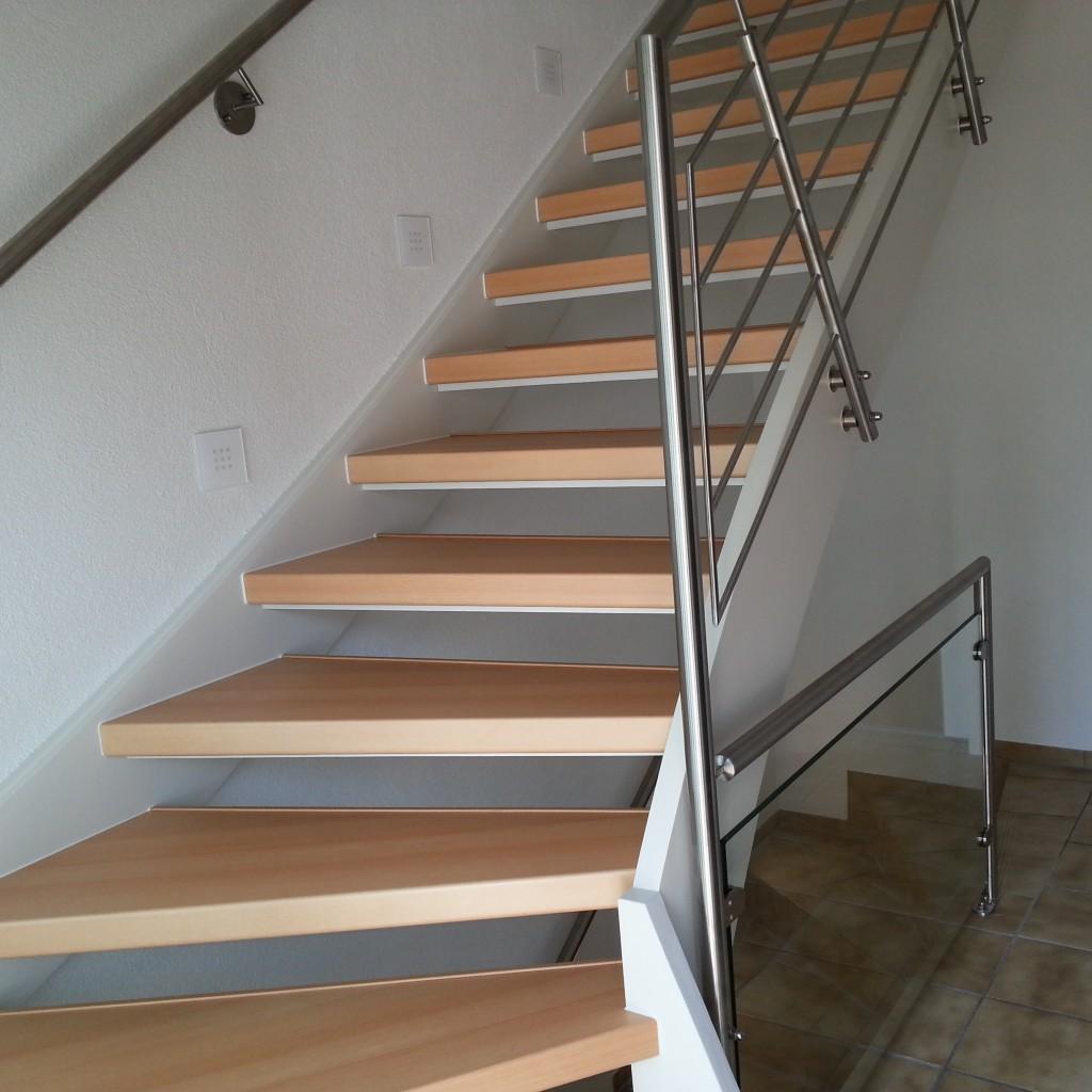Offene Treppen treppenrenovierung treppensanierung hübscher offene treppen renovieren