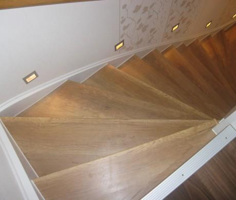 Alte Holztreppen renovieren